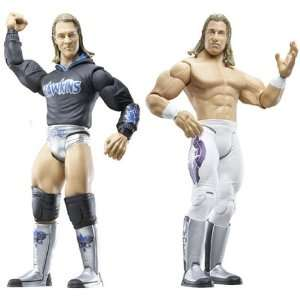 35 Action Figure 2 Pack Curt Hawkins and Zack Ryder Toys & Games