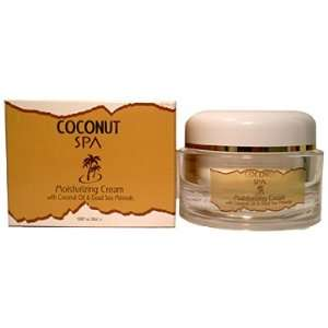 Coconut Spa Moisturizing Cream With Coconut Oil & Dead Sea