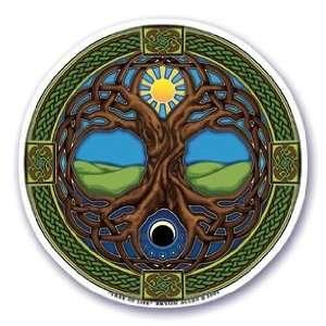 Mandala Arts Window Sticker Tree of Life Decal