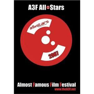 Almost Famous Film Festival All Stars Jae Staats Movies