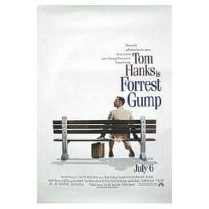 FORREST GUMP   TOM HANKS NEW MOVIE POSTER(Size 26x38