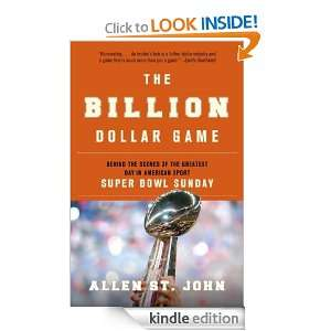 The Billion Dollar Game: Behind the Scenes of the Greatest Day In