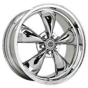 18x10 American Racing Torq Thrust M (Chrome) Wheels/Rims
