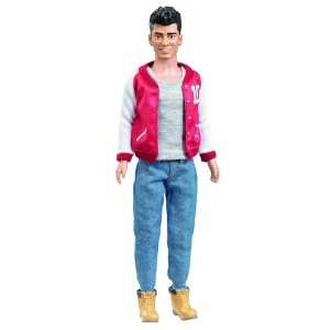 One Direction Zayn Fashion Doll: Toys & Games
