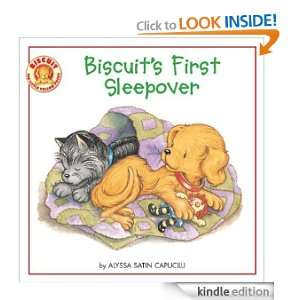 Biscuits First Sleepover Alyssa Satin Capucilli, Rose Mary Berlin