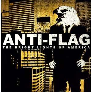 Bright Lights of America [Vinyl]: Anti Flag: Music