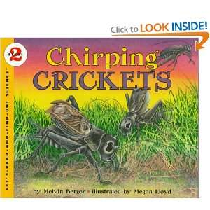 Chirping Crickets (Lets Read and Find Out Science, Stage