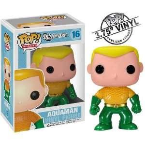 PREORDER POP Heroes (VINYL) Aquaman Toys & Games