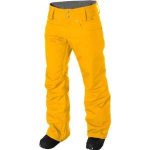 Planet Earth Evolution Insulated Pant   Womens Gold Rush