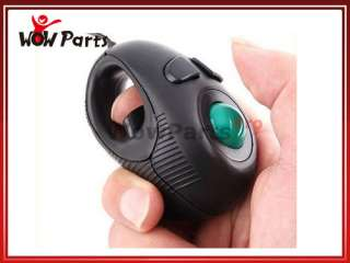 This is a portable finger hand held 4D Usb mini trackball mouse with