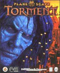 Torment PC CD isometric fantasy combat AD&D RPG role playing game 2CD