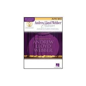 Andrew Lloyd Webber Classics for Alto Sax (Book and CD)
