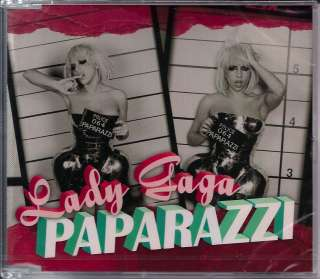 Paparazzi JAPAN Import CD Single New NO UPC the fame monster remix ep