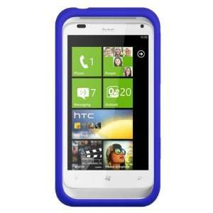 Case Cover + Premium Car Charger for T Mobile HTC Radar 4G Cell Phone