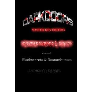 DARKDOORS: Anthony D. Darden: 9781411649019:  Books