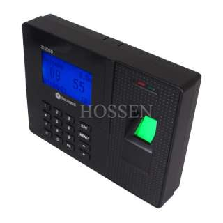 ZD20SD Office Attendance Check Biometric Fingerprint Time Machine
