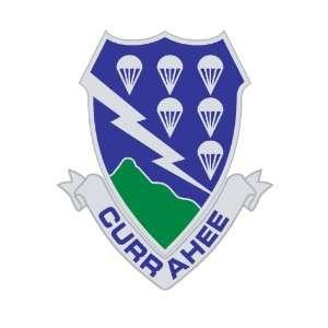 506th Airborne Infantry Regiment sticker vinyl decal 5 x