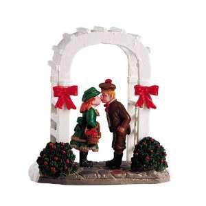 Village Collection Mistletoe Kiss Figurine #52135