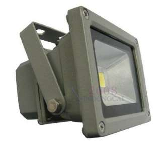 10W White High Power Waterproof Outdoor Flood LED Light