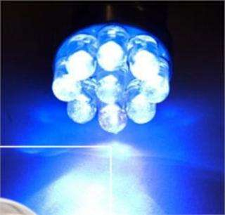 Car 1156 382 Tail Brake Turn Signal 9 LED Bulb Bulbs Lamp Light BA15S