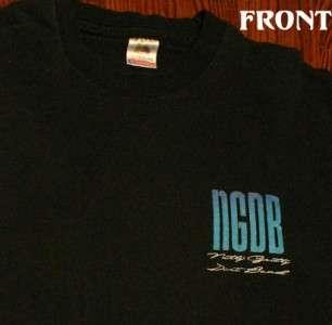 Rare True Vintage Nitty Gritty Dirt Band Rock Concert Tour T Shirt