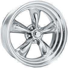 New 17x7 American Racing Torq Thrust 2 Wheels Chevy
