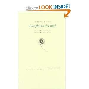 Las flores del mal (9788481914825) Charles Baudelaire Books