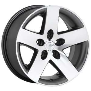 20x8 Mamba Type MR1 (Gun Metal) Wheels/Rims 5x114.3 (MAMR1 7865GM+20)