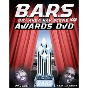 B.A.R.S. Awards (Bay Area Rap Scene) Various Movies & TV