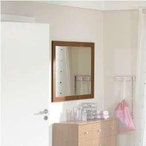 Jay Cee Cubic Light Cherry Dressing Mirror 85001 36