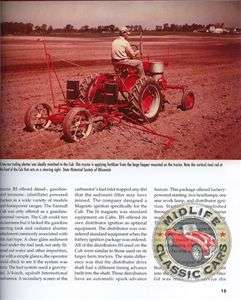 FARMALL CUB AND CUB CADET serial number date codes book