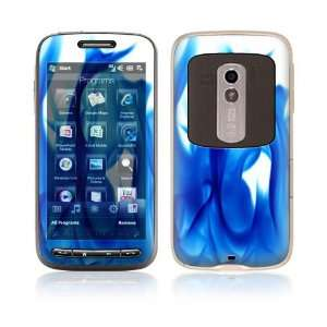 Blue Flame Decorative Skin Cover Decal Sticker for T