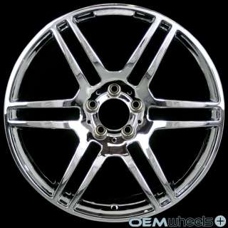19 CHROME SPORT WHEELS FITS MERCEDES BENZ AMG C CLK CLS E S SL SLK