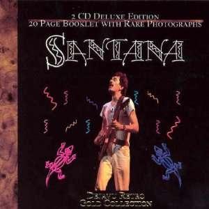Santana Dejavu Retro Gold Collection Santana Music