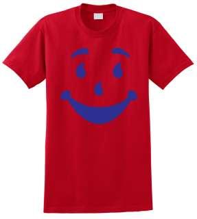 Funny Kool Aid Man T shirt Ooooh Yeah Drink Vintage