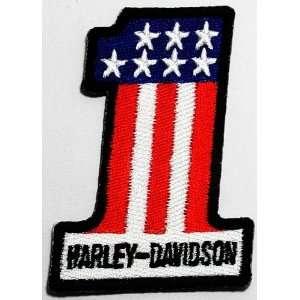 SALE 2 x 3 Harley Davidson Biker Clothing Jacket Shirt Iron on Patch