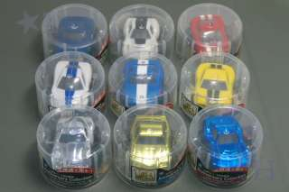CHEVROLET CAMRO CORVETTE pullback car collection 9SET Japan limited No