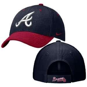 com Atlanta Braves MLB Two Tone Home Adjustable Classic Baseball Cap