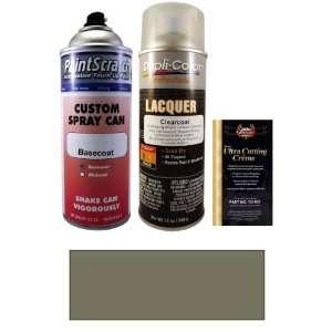 12.5 Oz. Dark Khaki Metallic Spray Can Paint Kit for 2007