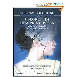 di Paolina Borghese (9788854122659) Lorenzo Borghese Books
