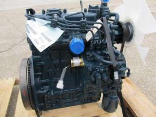 DIESEL ENGINE 3 CYLINDER 1.0 LITTER NEW 25HP MEETS TIER 4 NICE