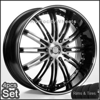 22 inch wheels tires rims chevy ford escalade tahoe sku t22d1vcbm0159p