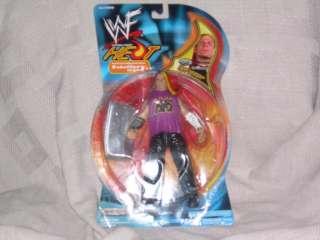 Lot of 1 WWE Jakks Pacific Rebellion Series 3 Jeff Hardy boys figure