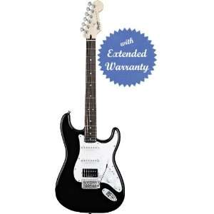 with Gear Guardian Extended Warranty   Black Musical Instruments