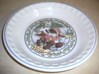 PREOWNED WATKINS 1989 COUNTRY KIDS COLLECTOR RECIPE PLATE FIRESIDE