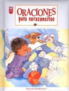 BARNES & NOBLE  Oraciones Para Corazoncitos (Prayers for Little