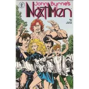 John Byrnes Next Men #0 February 1992 John Byrne Books