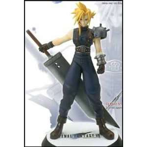 Final Fantasy VII Cloud Strife Resin Statues 1/8 Scale
