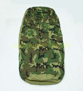 US Military Woodland Camo Modular Sleep System GORETEX BIVY SACK Bag