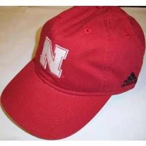 Nebraska Cornhuskers Adidas NCAA Adjustable Slouch Hat